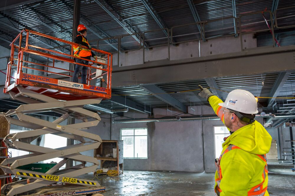 Aerial Work Platforms Ibew College